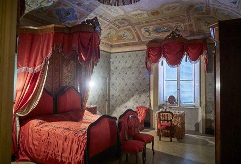 Villa Bicocchi: la casa dei fantasmi?