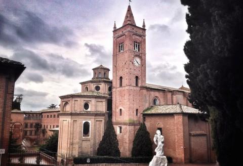 Monte Oliveto Maggiore (SI)